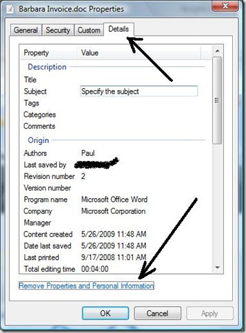 microsoft document connection application download