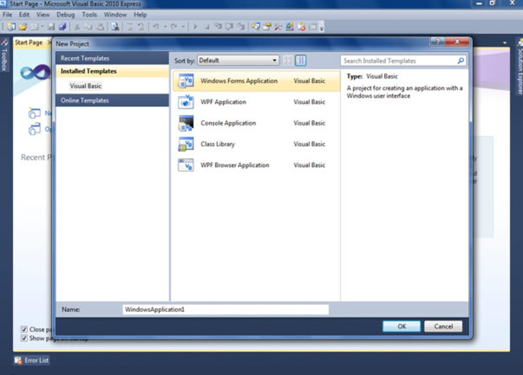 windows form application c++ visual studio 2013