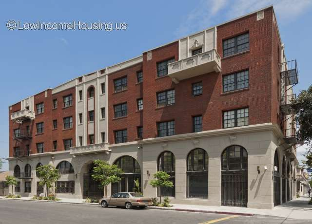 low income housing application los angeles
