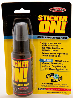 right on decal application fluid