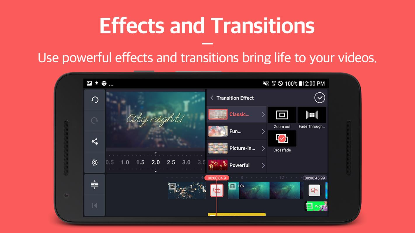 application for video editing free download