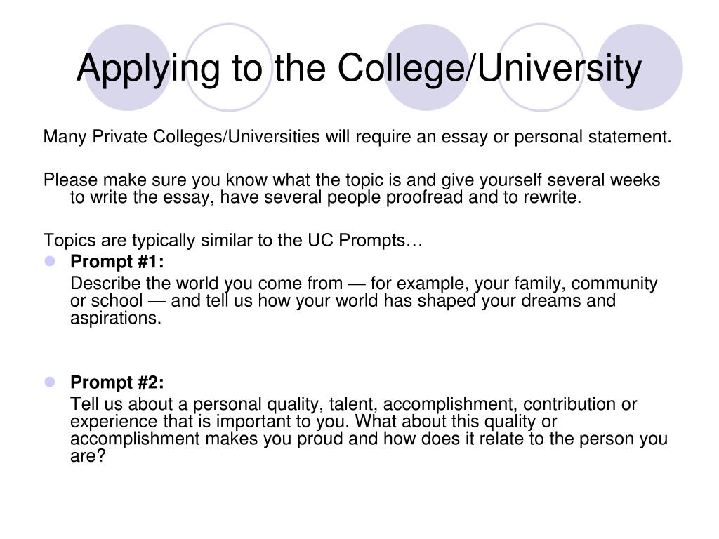 common application for us universities