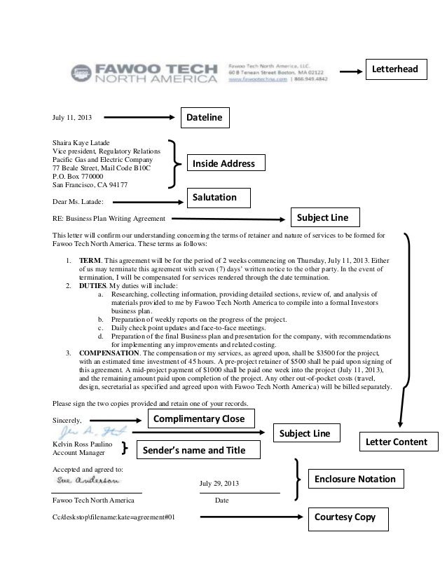 example of solicited application letter
