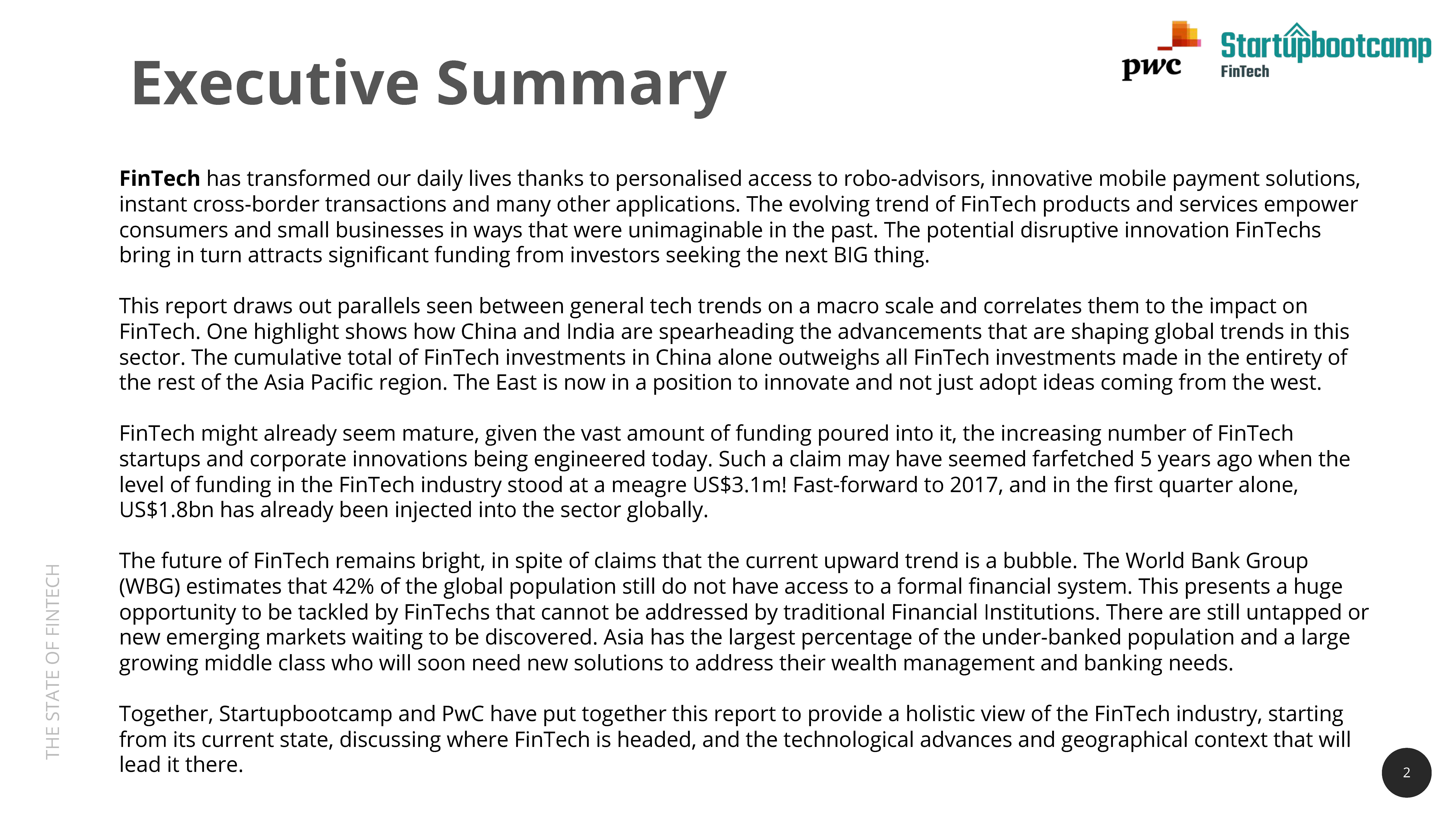 executive summary example for mobile application