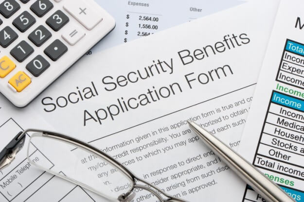 how to check status of social security application
