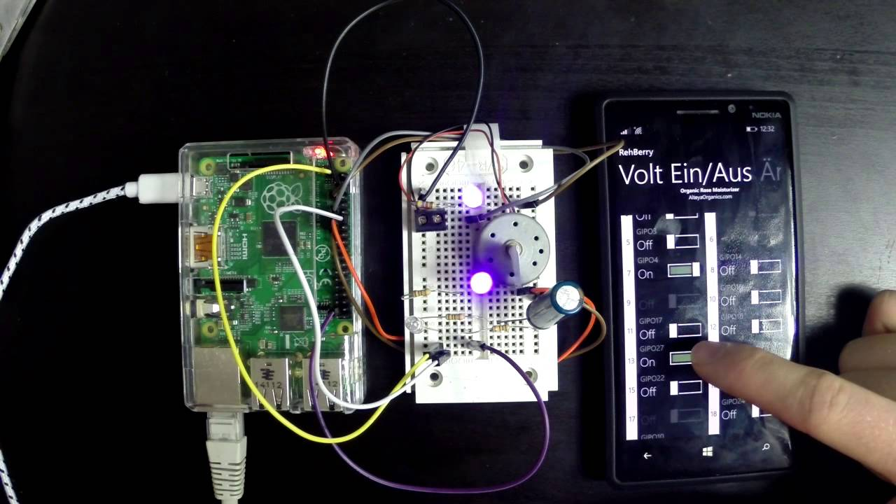 raspberry pi applications to real life