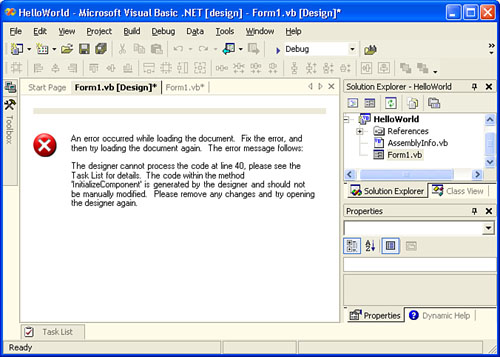 vb net windows form application projects